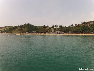 De volta à praia de Búzios/RJ.