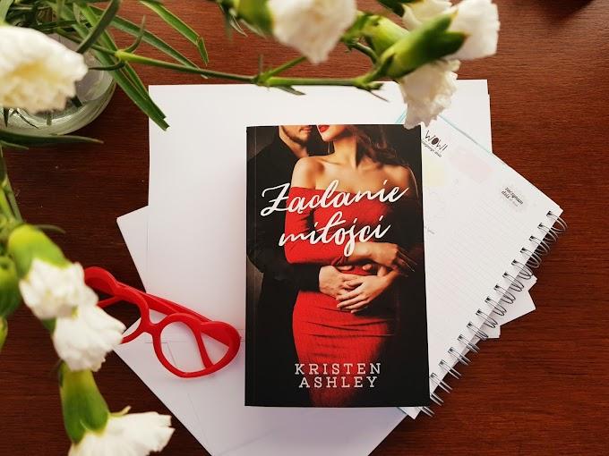 Żądanie miłości/ Kristen Ashley