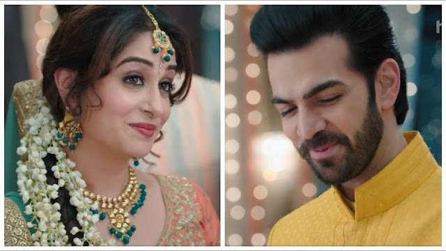 Revealed : Rohit and Sonakshi to finally tie wedding knots post marriage look revealed in Kahan Hum Kahan Tum