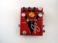 dpFX NEMESIS+ fuzz/distortion (Νέμεσις+) with expression, frequency sweep, resonance
