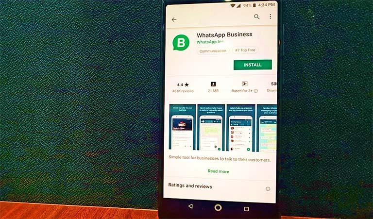 Punya Bisnis Online? Buatlah Akun WhatsApp Bisnis Sekarang Juga!