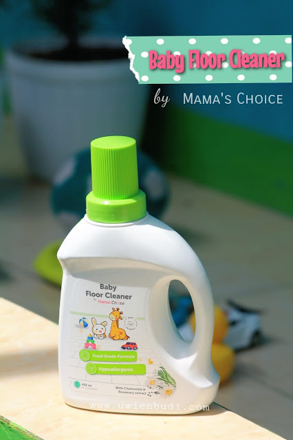 mamas choice pembersih lantai anti bakteri baby floor cleaner