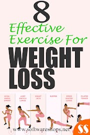 8 Effective Weight Loss Exercise Tips