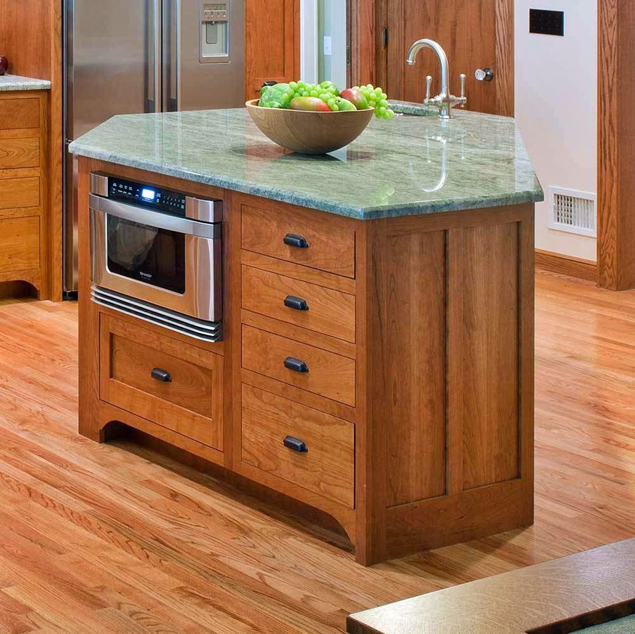 Ideas For Small Kitchen Islands Whaciendobuenasmigas