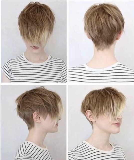 long pixie haircuts for women in 2019