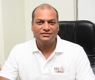 Mr. Vishwavijay Singh ,Co-founder, SaleBhai.com