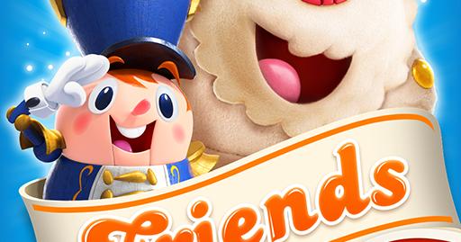 Candy crush friends saga free download