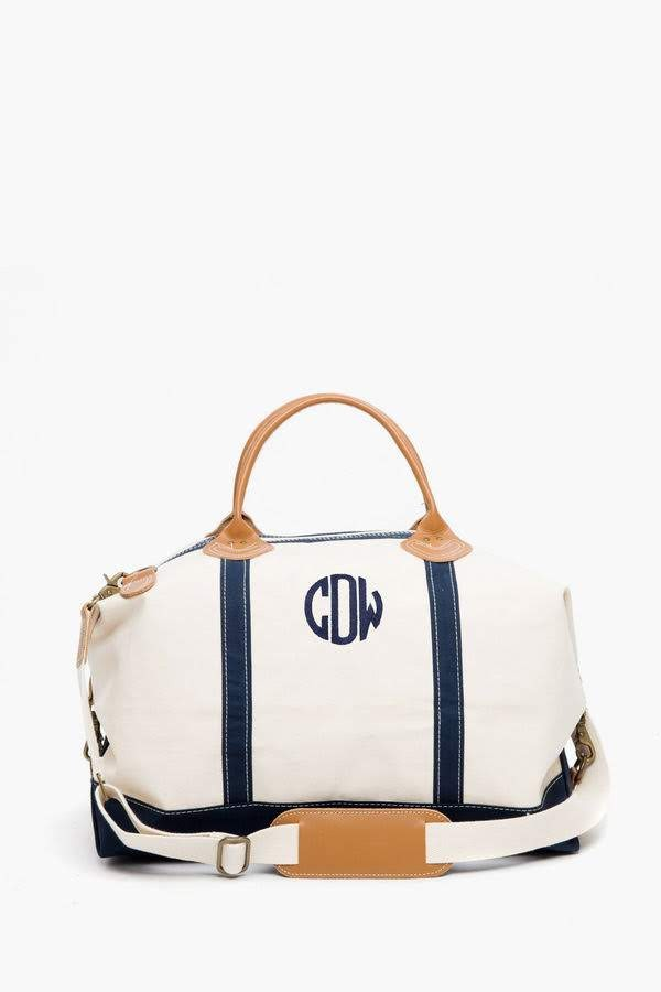 tuckernuck monogrammed bag