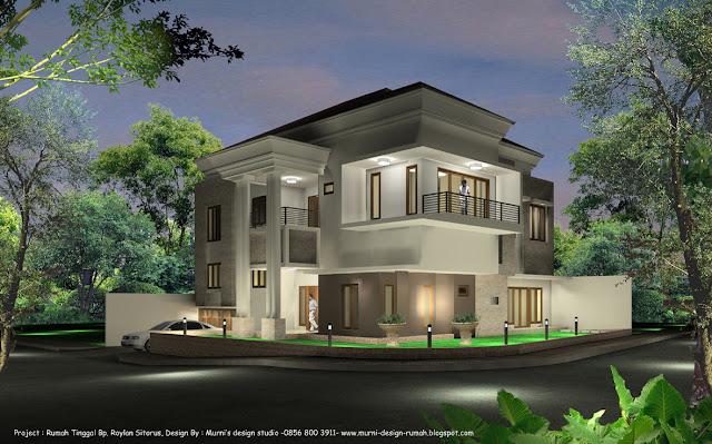 Desain Rumah 15rb M2 DESAIN RUMAH MINIMALIS MODERN