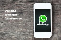 Delete for Everyone, Fitur Terbaru WhatsApp