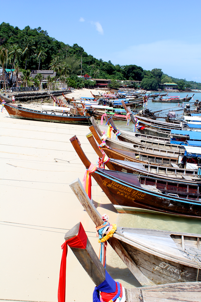 Koh Phi Phi don Island - The Wayfarer