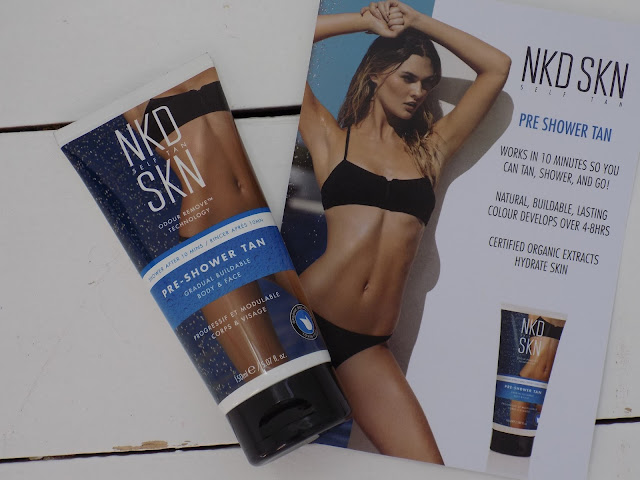 NKD SKN Pre-Shower Tan