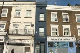Skinniest house in London' listed for $1.3 million