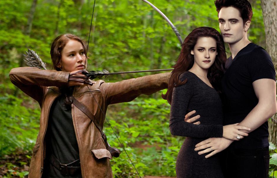 """Lionsgate quer mais """"Jogos Vorazes"""" e """"Crepúsculo"""""""
