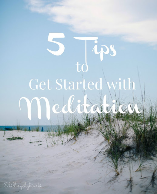 Meditation can be good for your mind, body and soul. Here are 5 Tips to help get you started.