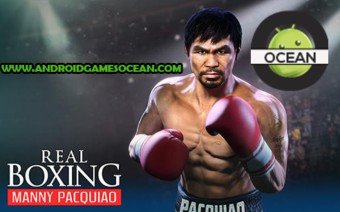 REAL BOXING feat. Manny (PacMan) Pacquiao apk free download full version
