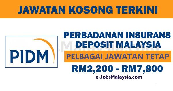 Perbadanan Insurans Deposit Malaysia