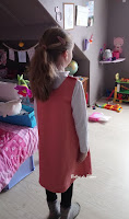 DIY Robe enfant simple (couture)