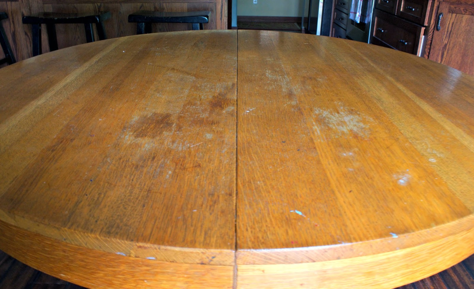 58 Water Street The Pedestal Table Is Finished And My
