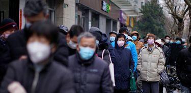China tem mais de 200 mortos em consequência do coronavírus