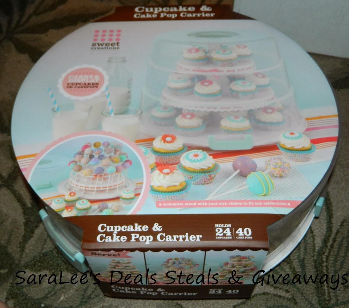 Java John Z S Cupcake Cake Pop Carrier Giveaway