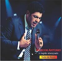 Marcos Antônio - Tudo Novo de Novo 2012