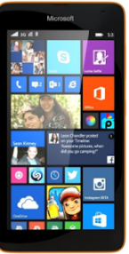 how to download android apps in microsoft lumia 535