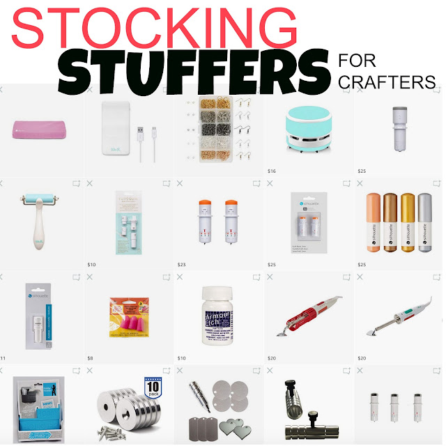 Silhouette Gifting, Silhouette for Beginners, accessories silhouette, silhouette tools, silhouette accessories