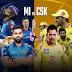 चेन्नई सुपर किंग्स vs मुंबई इंडियंस का लाइव अप्डेट्स