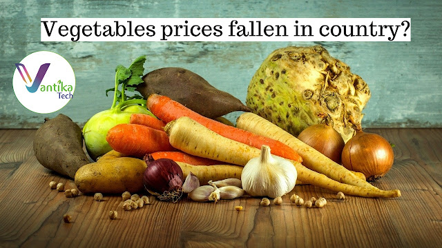 vegetable prices