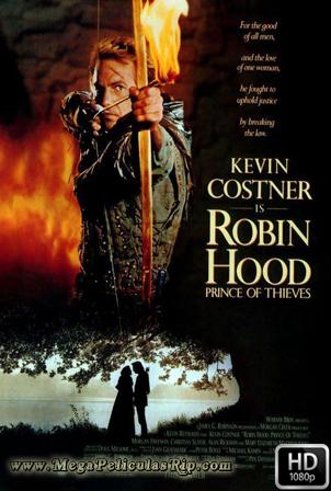 Robin Hood Principe De Los Ladrones [1080p] [Latino-Ingles] [MEGA]