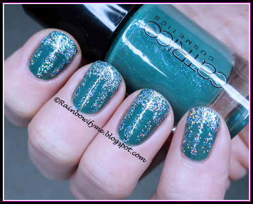 POP Beauty: Aquatic Glitz & Catrice: Petrolpolitan