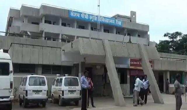 छत में काम के दौरान 11 हजार केवीए विद्युत लाइन की चपेट में आने से श्रमिक की मौत- Rewa news