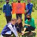 अभाविप के 72 स्थापना दिवस पर नागनाथ पोखरी इकाई के कार्यकर्ताओं ने महाविद्यालय में किया वृक्षारोपण