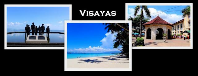tourist spots in Visayas