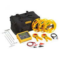 Earth Ground Tester, Fluke, Fluke 1623 2KIT