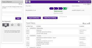 kode dan istilah pengiriman barang menggunakan FedEx