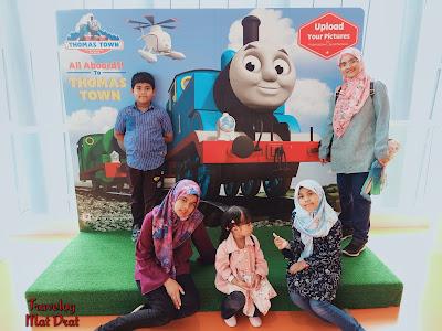 Hello Kitty & Thomas Town Johor Tutup