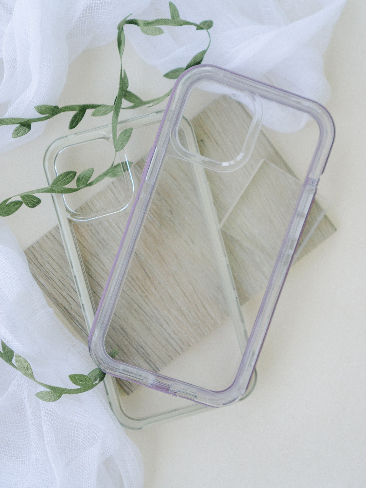 Clear iPhone 12 Pro Max Cases