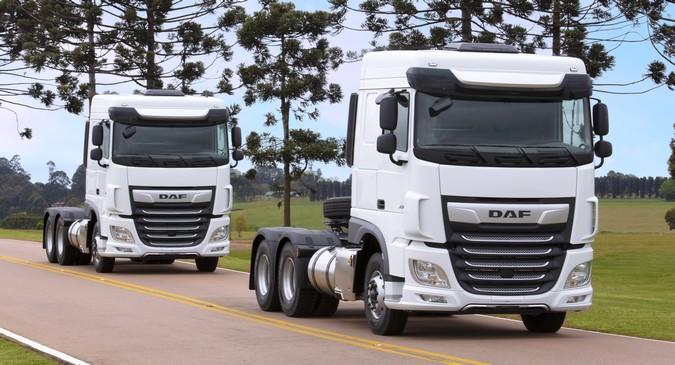Produção de caminhões registra crescimento de 5% em novembro