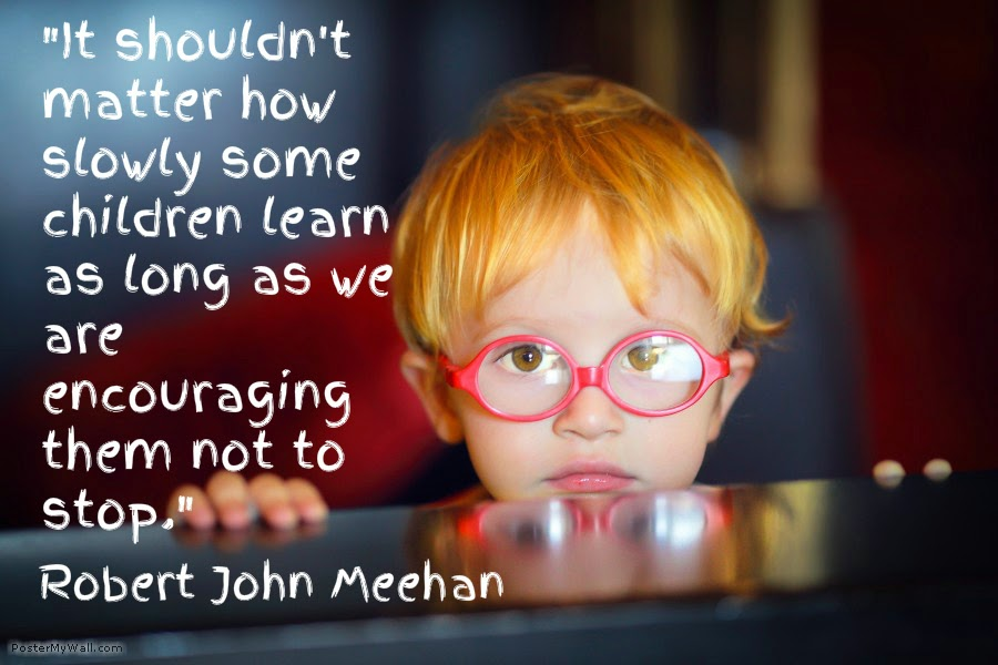 What teachers can be...: Each child is unique, not only ...