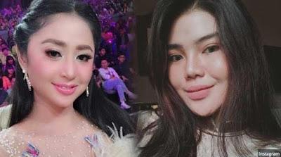 Kabar Berita Terbaru Hari Ini Viral Foto Lawas Keponakan Dewi Perssik, Penampilan Rosa Meldianti Beda Jauh