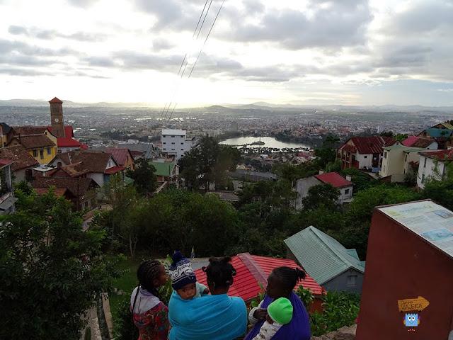 Madagascar: Antananarivo