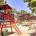 Praça do Amor em Parnaíba, tem playground ampliado