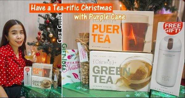 Have a Tea-rific Christmas with Purple Cane this Christmas!! | Christmas Gift Guide