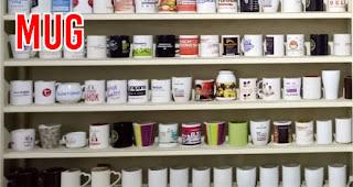 Mug merupakan salah satu rekomendasi souvenir menarik untuk media promosi