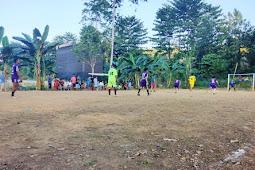 Jalin Silaturahmi, Pemuda Komba Gelar Pertandingan Futsal
