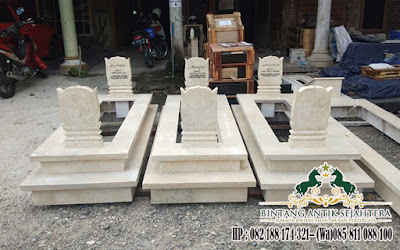 Marmer Untuk Kuburan, Makam Batu Marmer, Makam Dari Marmer