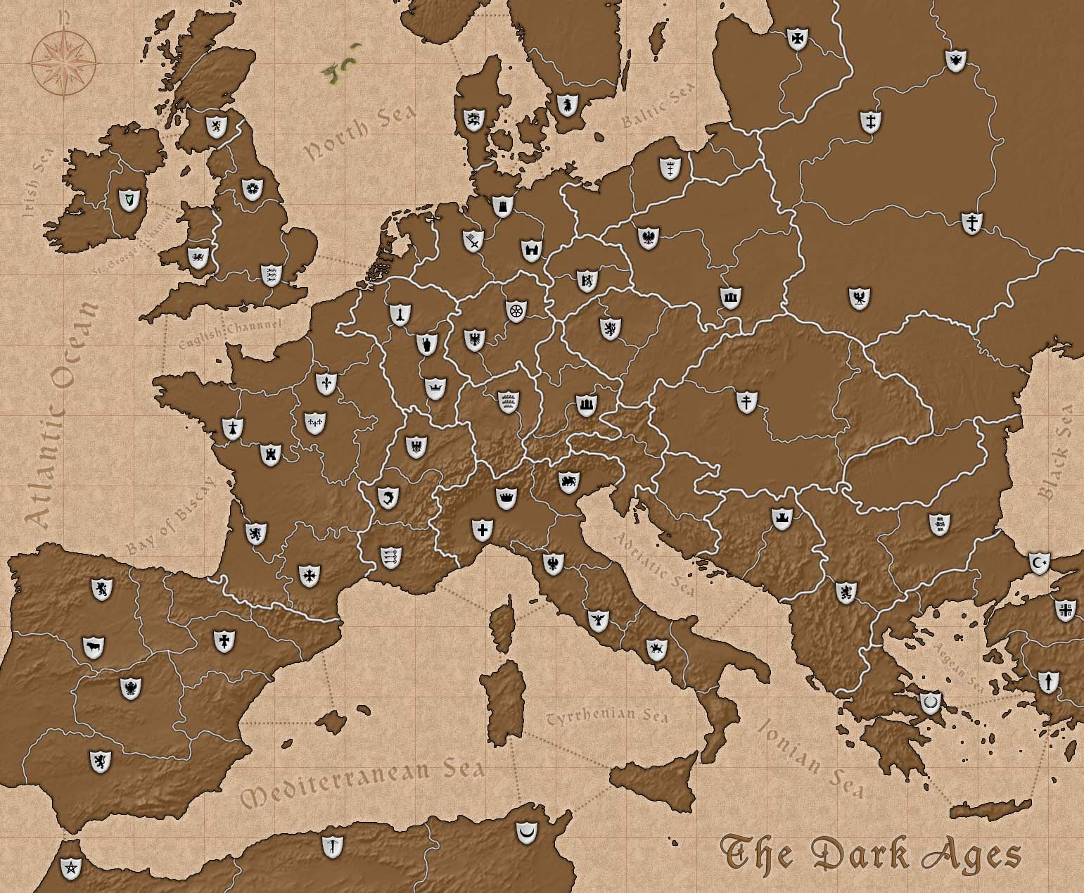 An introduction to the history of the dark ages