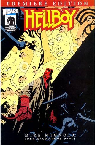 Hellboy Premiere Edition PDF